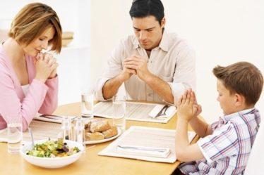 molitve za obitelj